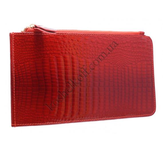 Кошелек-визитница AE 307 red