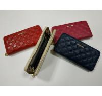 Стильный кошелек-клатч А85-3124 ассорти