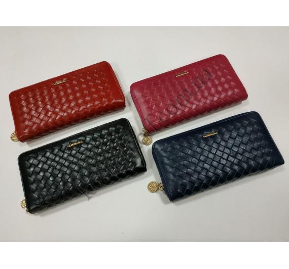Стильный кошелек-клатч А141-3124 ассорти