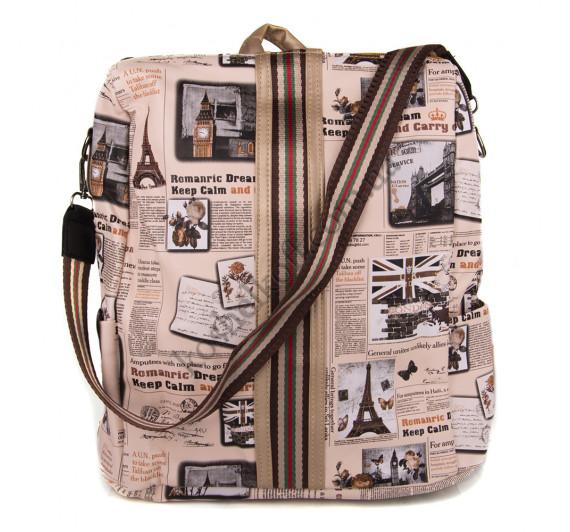 Женский рюкзак - сумка Seven 815-7/3