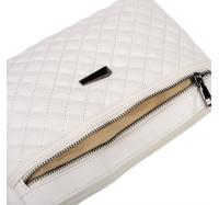 Женская сумка через плечо Bagira 206 белая