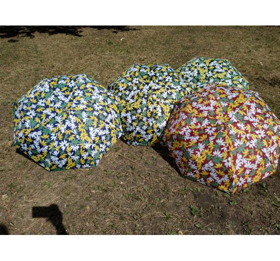 """Зонт автомат """"Цветы""""  3815 (4 цвета)"""