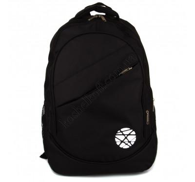 Рюкзак молодежный Golf P77 black