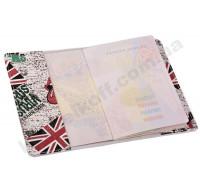 Обложка на паспорт универсальная KAFA multi 4