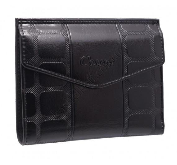 Модное женское портмоне P201904 black