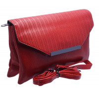 Изящный женский клатч 2828 red