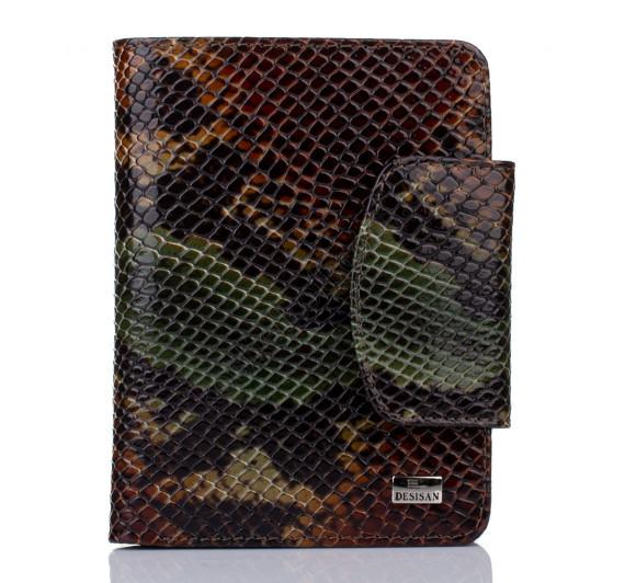 Женский кошелек из натуральной кожи Desisan 086 586