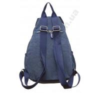Модный городской рюкзак 9501 blue